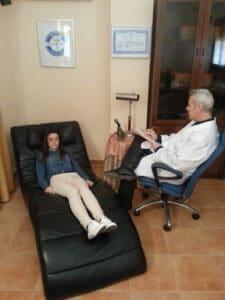 Hipnoterapeuta clinico Alicante